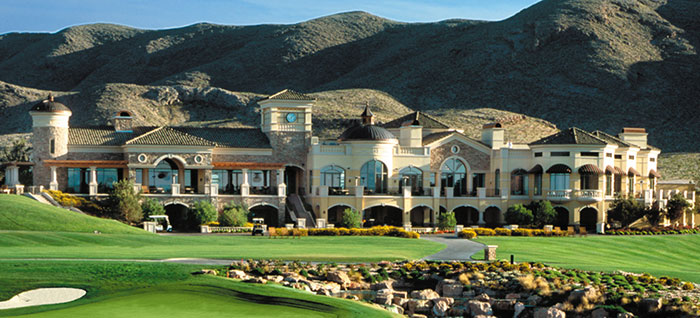 Southern Highlands Golf Clubhouse