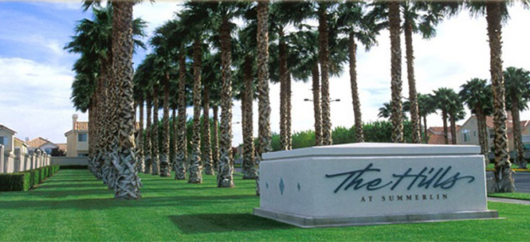 The Hills South at Summerlin