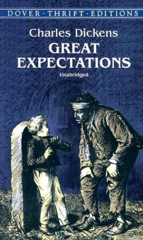 How does Dickens present the emotion of love in Great Expectations?