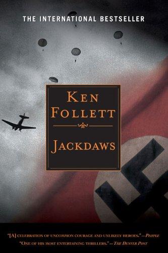 IReviews: Jackdaws by Ken Follett  Ken Follett Jackdaws