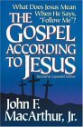 """The Gospel According to Jesus: What Does Jesus Mean When He Says """"Follow Me""""?"""