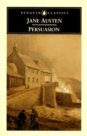 Svetlana's Reads and Views: Book Review of Persuasion by ...Persuasion Book Cover