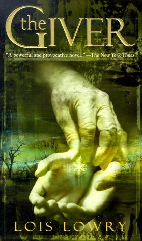 The literary hero in the giver by lois lowry