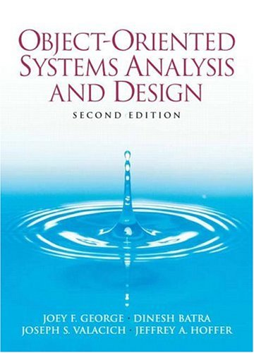 Object Oriented Analysis And Design Using Uml Ebook
