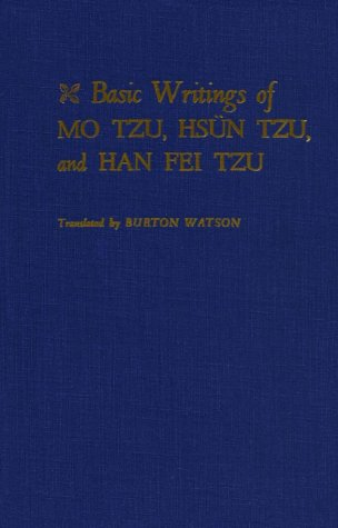 Legalist Philosophical Texts Chin 342 542 Classical Chinese