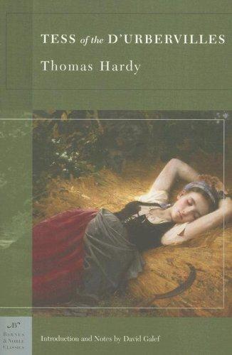 A plot summary of thomas hardys tess of the durbervilles