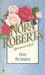 One Summer (Celebrity Magazine #2) (Language of Love #31 - Red and White Roses) by Nora Roberts