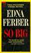 So Big by Edna Ferber