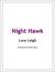 Night Hawk (Elite Ops, #1.5) by Lora Leigh