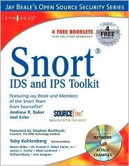 Snort ids and ips toolkit by brian caswell description fandeluxe Choice Image