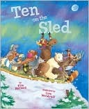 Ten on the Sled (Hardcover) by Kim Norman