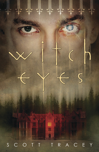A Good Addiction: Book Review: Witch Eyes by Scott Tracey