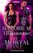 The Mortal Bone (Hunter Kiss, #4) by Marjorie M. Liu