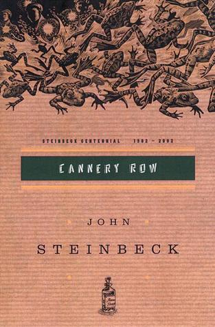 ROW CANNERY BOOK
