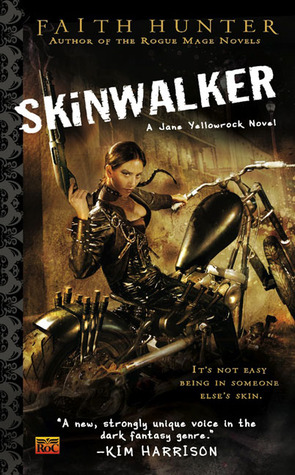 Skinwalker by Faith Hunter // VBC review