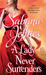 A Lady Never Surrenders (Hellions of Halstead Hall #5) by Sabrina Jeffries