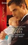 The Sarantos Secret Baby (Silhouette Desire)