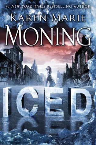 Iced by Karen Marie Moning // VBC Group Read