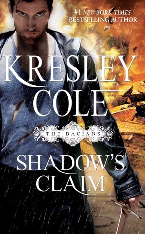 Shadow's Claim by Kresley Cole // November Releases