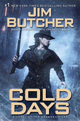 Cold Days by Jim Butcher // November Releases