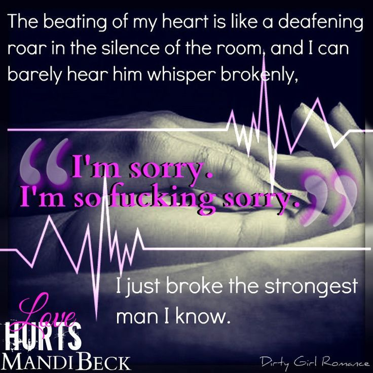 Love Hurts (Caged Love, #1) by Mandi Beck