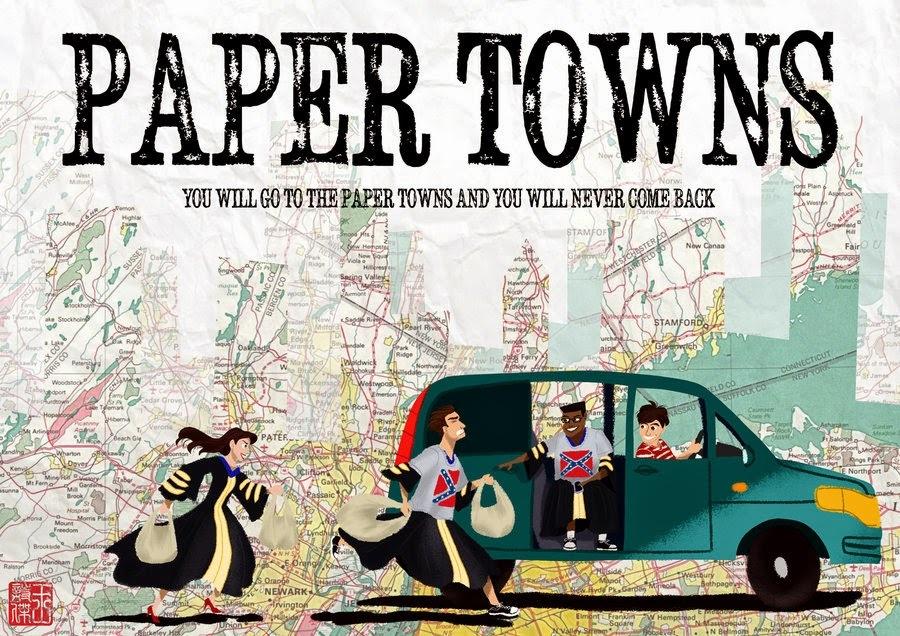 Radar Paper Towns