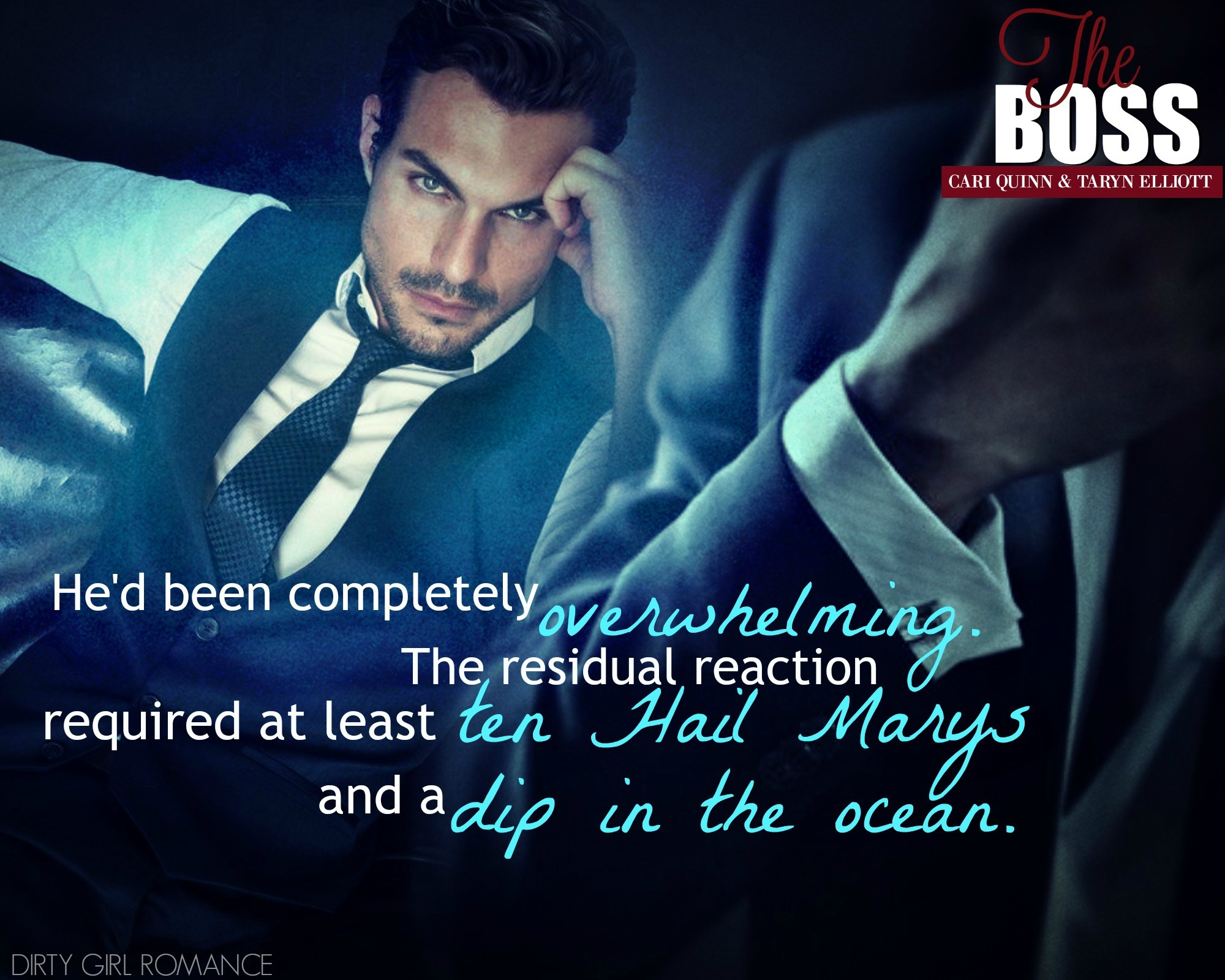 The Boss: Book One (The Boss, #1) by Cari Quinn