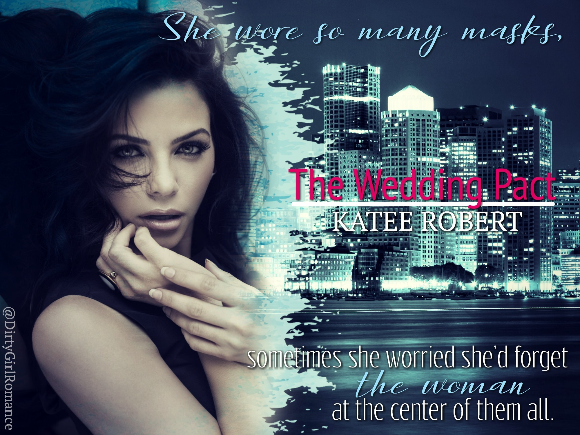 The Wedding Pact (The O'Malleys, #2) by Katee Robert