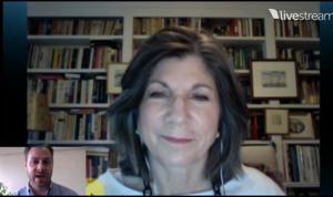 interview anna quindlen author of black and blue  live anna quindlen