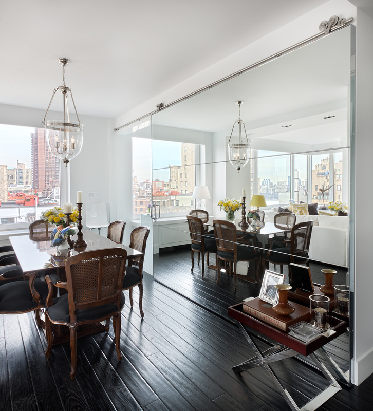 Nyc Apartment Kitchen Renovation: High End Residential Remodel