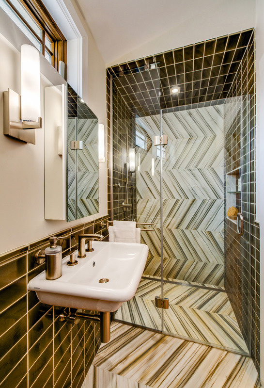 Bathroom Tiles Loose ceramic, glass, or stone? 15 bathroom wall tile ideas!
