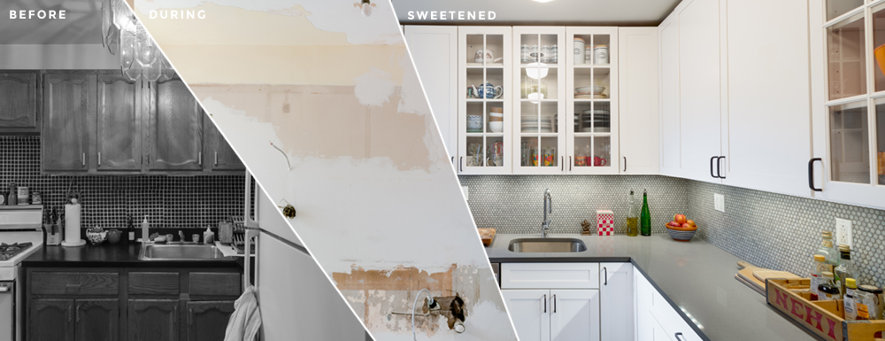 Sweeten · We hand-pick the best experts for your home renovation - Full Kitchen Planing Drowing