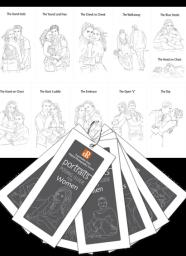 Printable posing guide