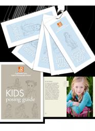 Printable poses: kids