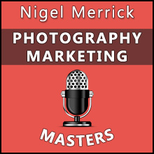 Photography Marketing Masters: A photography podcast with photographer interviews 5 days a week