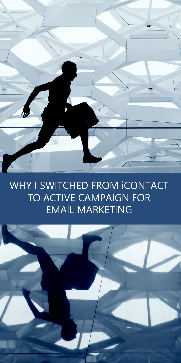 Why I switched from iContact to Active Campaign for email marketing #photography #marketing #emailmarketing
