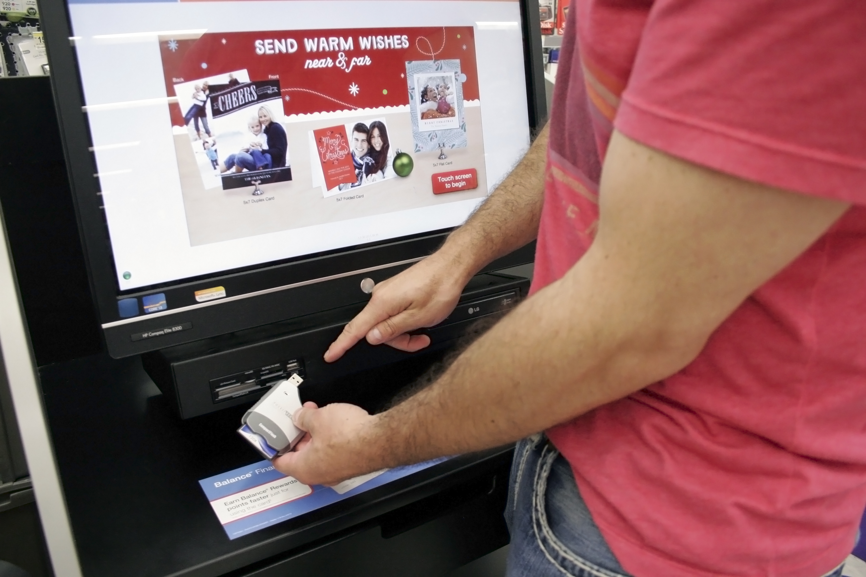 how to print photos at cvs