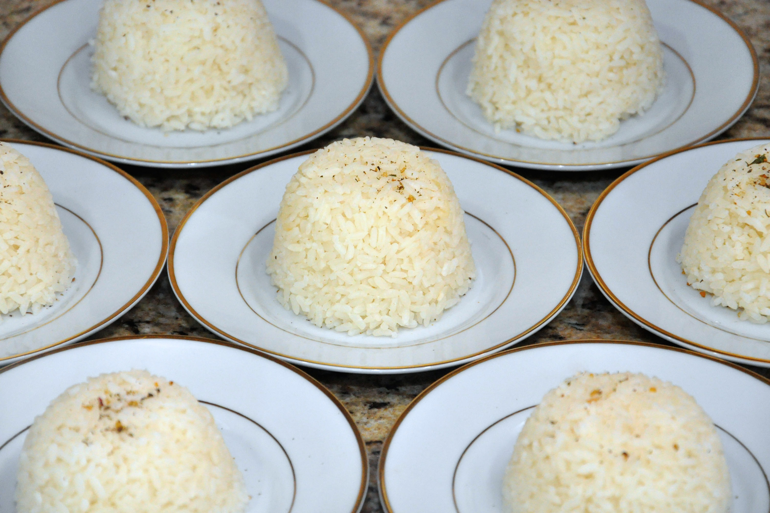 How to Cook Rice for 200 People | LEAFtv
