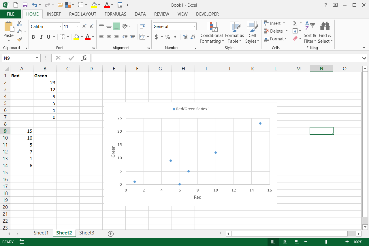 Drawing Lines Between Cells In Excel : Excel line graph change axis values how to format the