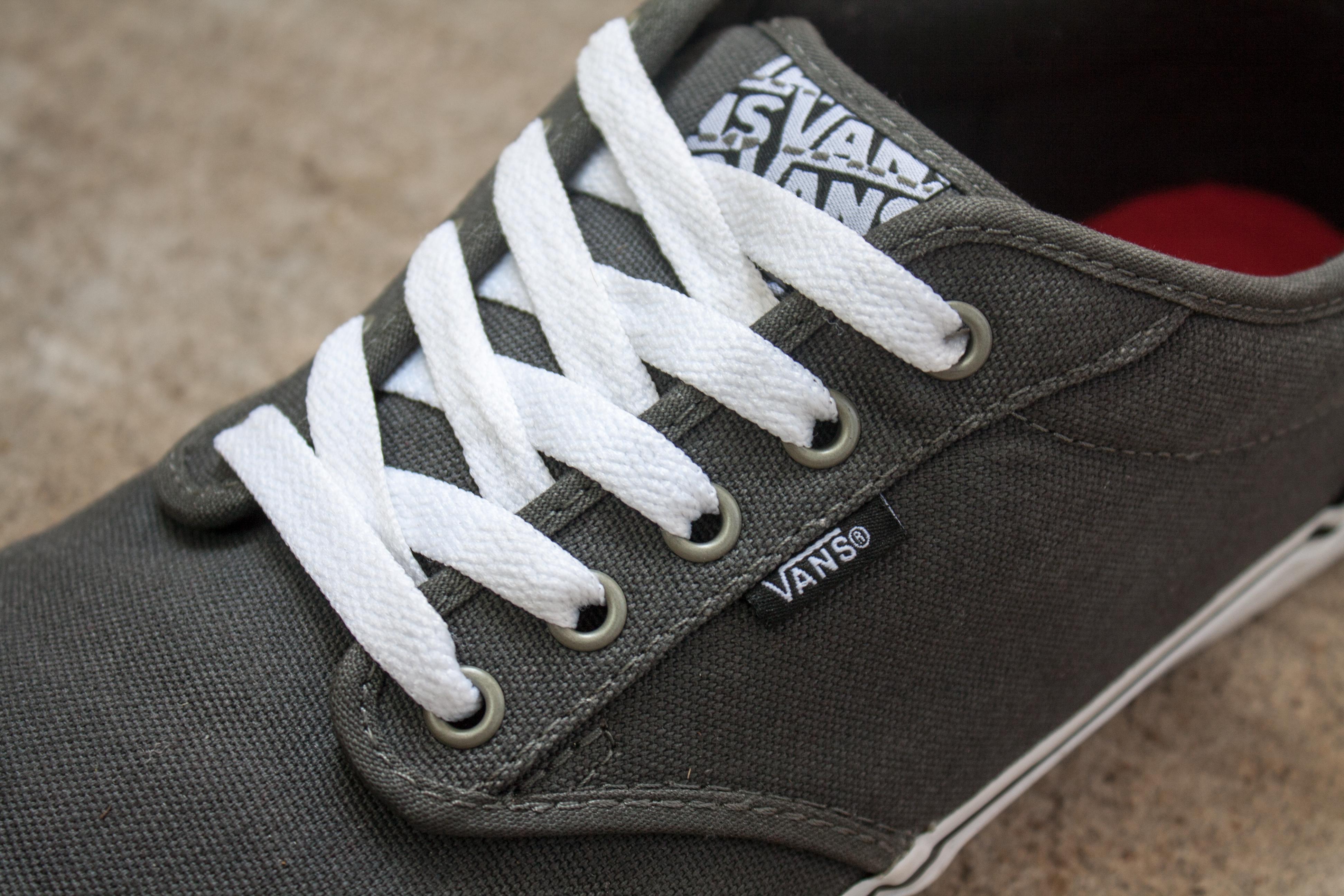 vans shoe laces