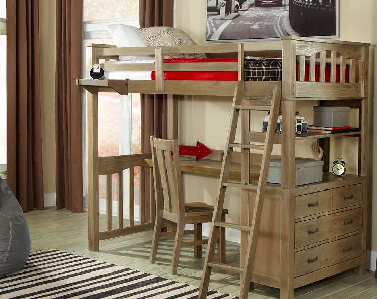 Determining The Height Of A Loft Bed Hunker