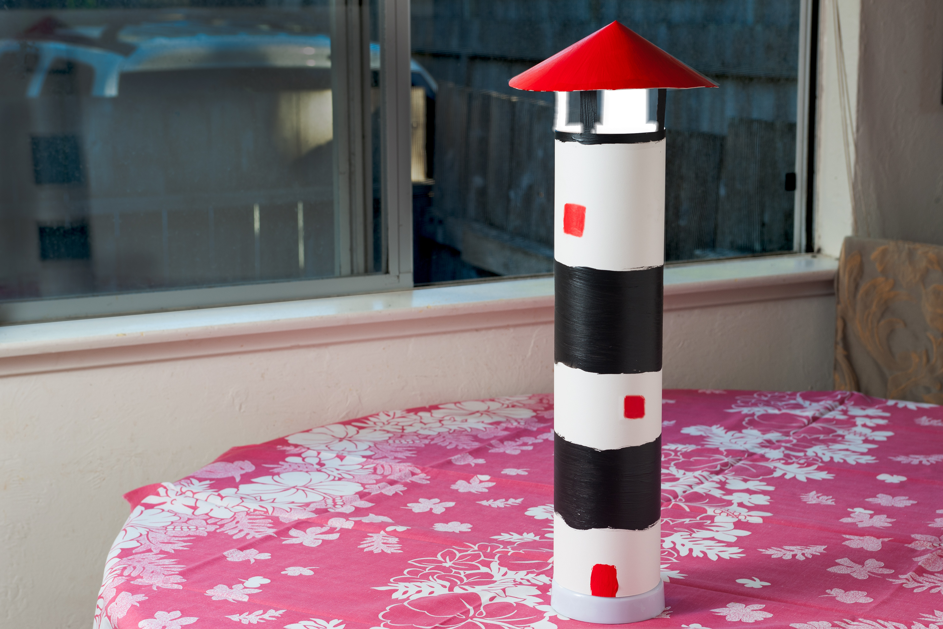 How To Build A Lighthouse Out Of Cardboard Ehow