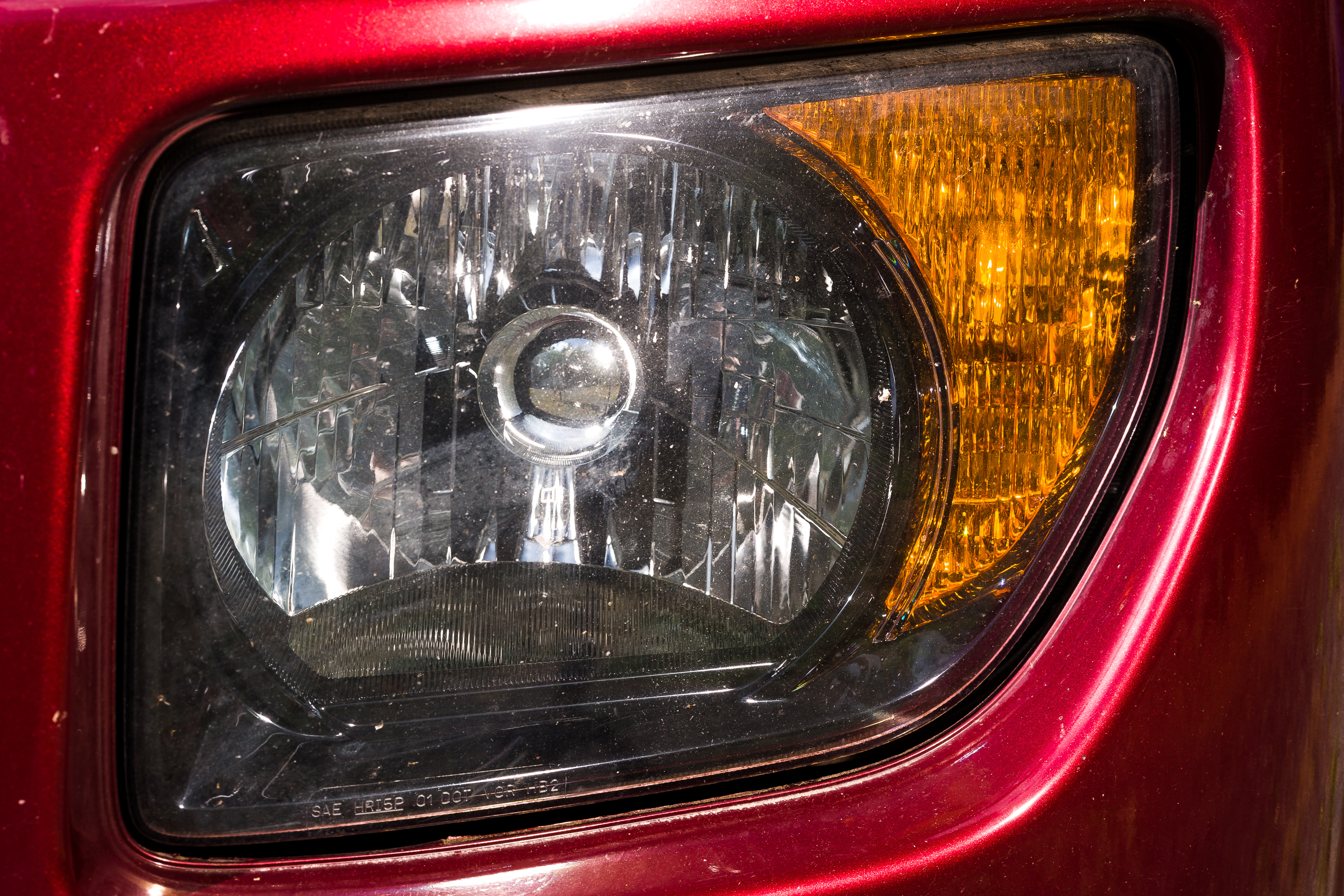 How to Remove Clear Coat From Headlights   It Still Runs