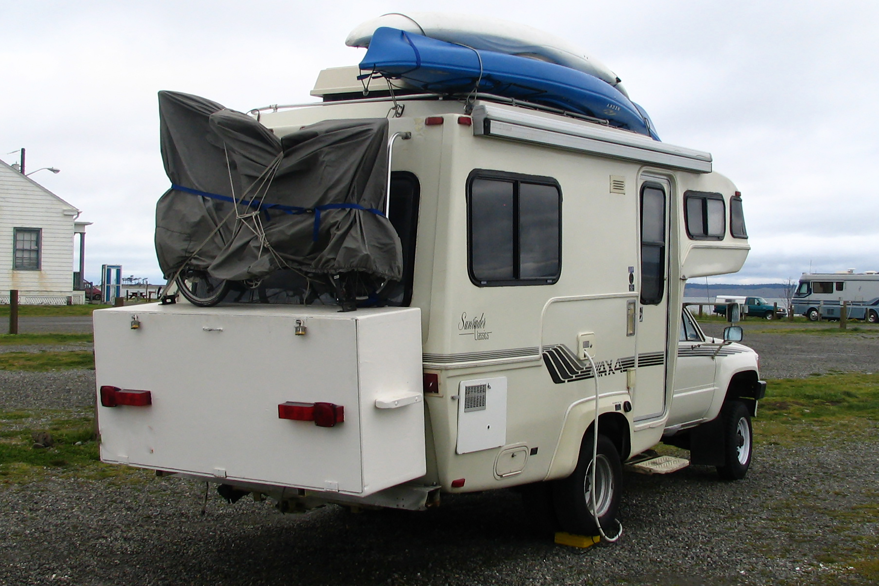 Types of Toyota Motorhomes | Gone Outdoors | Your Adventure Awaits