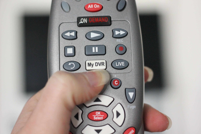 comcast remote manual dvr