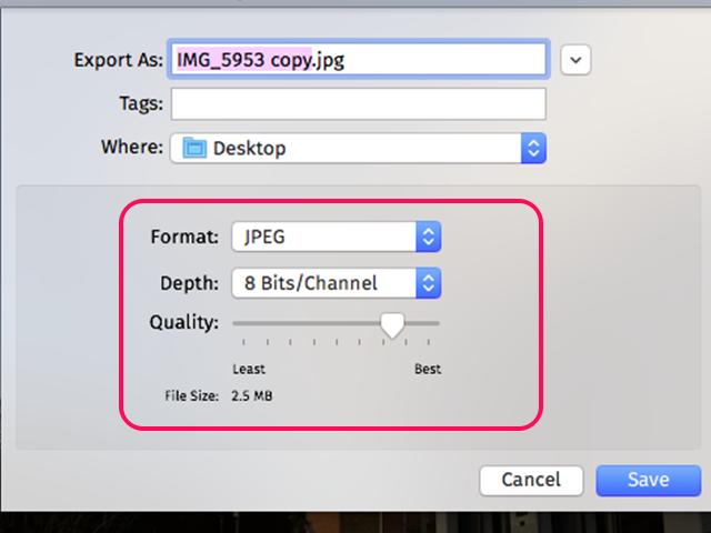 CR2 to JPG Converter - Google Chrome