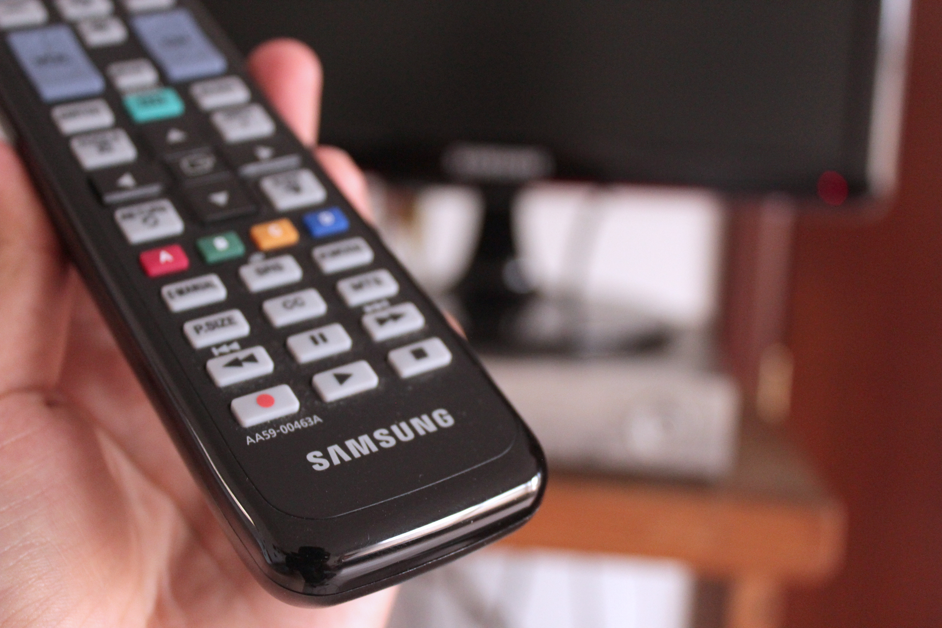 How to Program a DIRECTV Remote Control to a Sharp TV | It