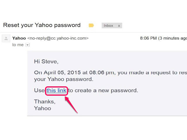 How Do I Change My Password on Yahoo! | It Still Works