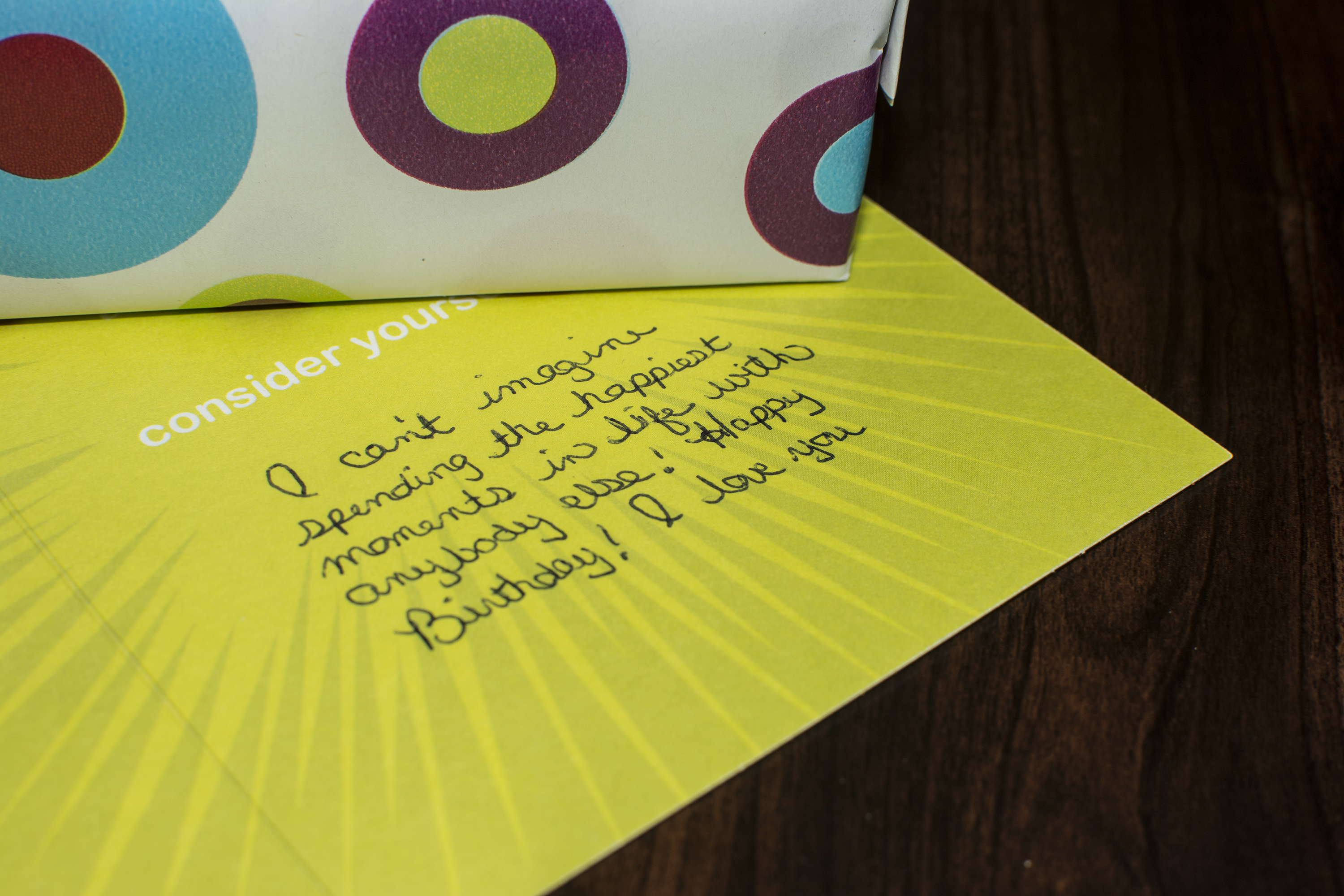 Things To Say In A Birthday Card For A Boyfriend