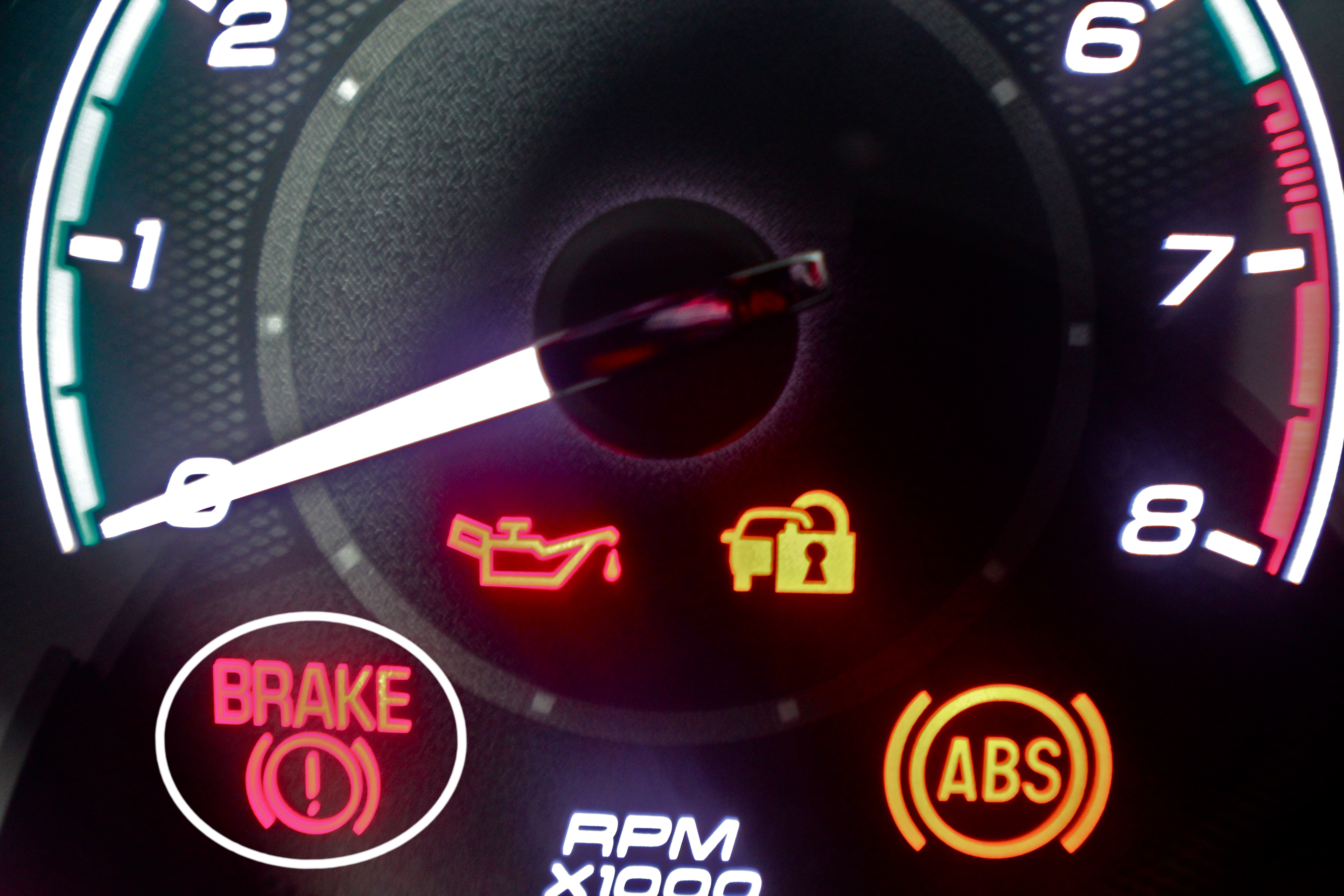 Usually if the brake light comes on this does not indicate a problem with the brakes themselves but with the brake fluid levels typically the brakes do
